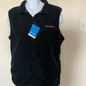 Columbia Sleeveless Mountain Crest Mens Vest